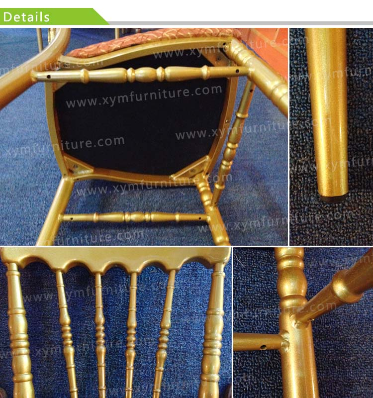 elegant hotel furniture napoleon chairs tiffany chair for sale
