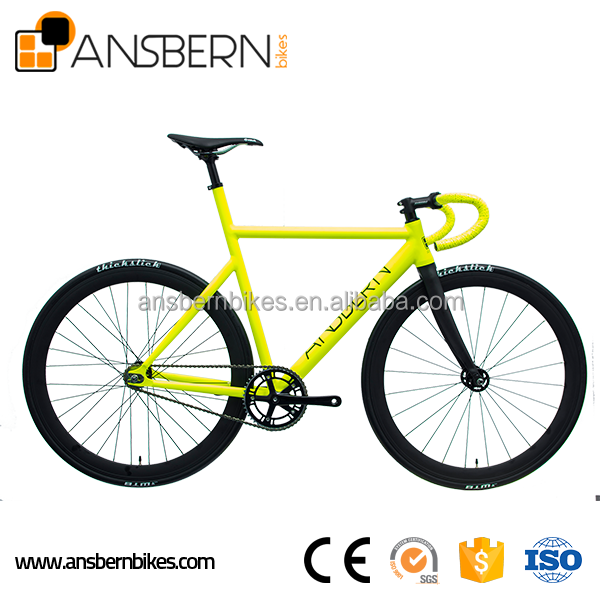 Fashionable 700C Alloy Fixed Gear Bike ASB-FG-A10 lowrider bicycle