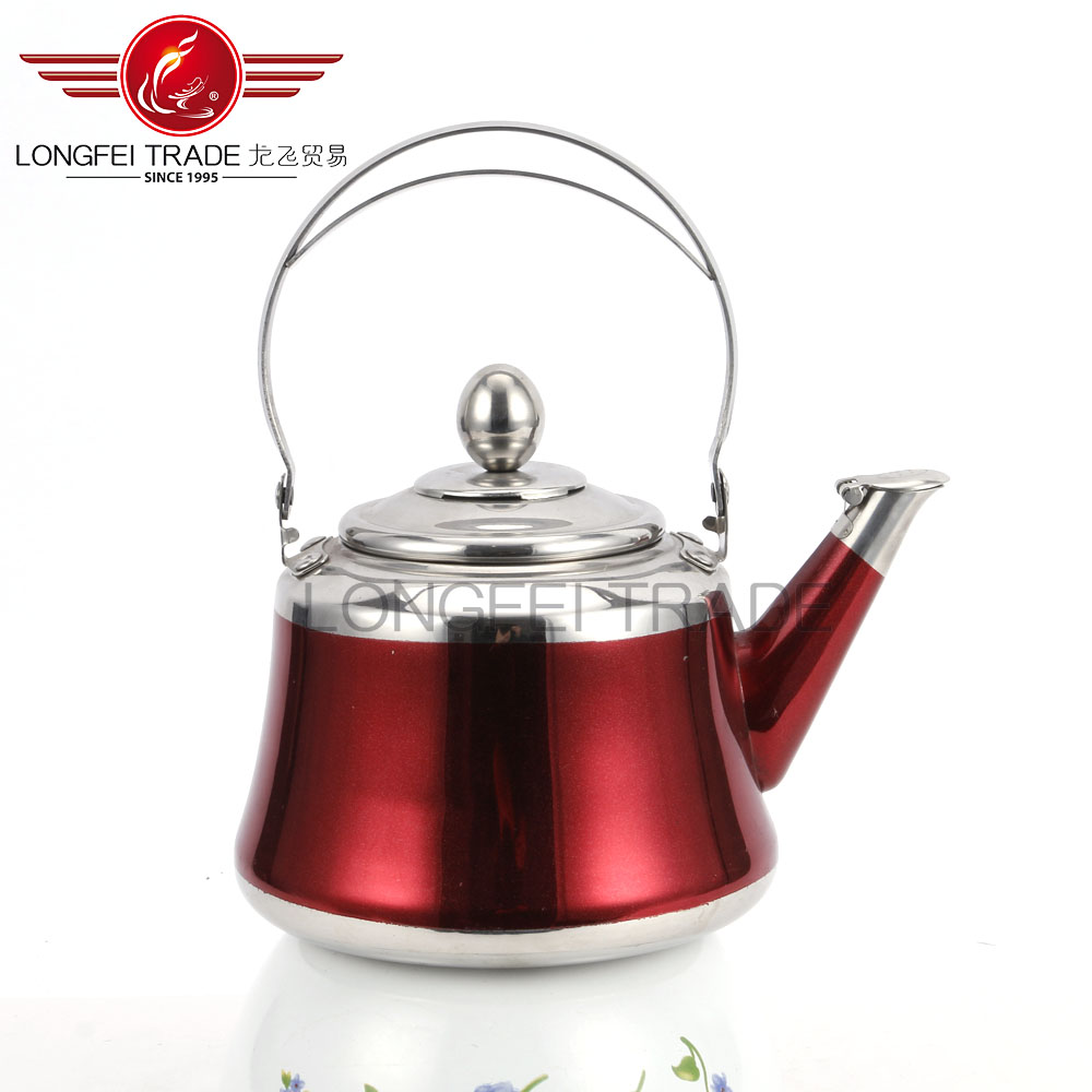 New 1.5L~10L Stainless Steel Hot Water Kettle Pot With Whistle Sound,Tea Kettle