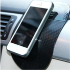 OEM factory Free sample New Silicone sticky non slip dash pads anti slip Cell Phone car mat