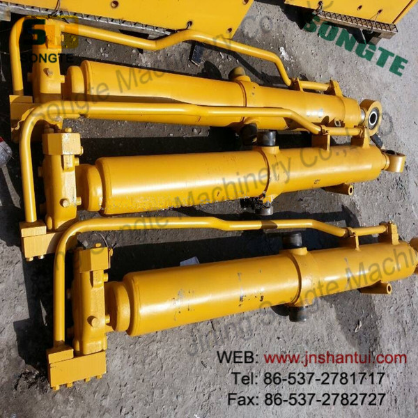 D155 bulldozer blade hydraulic tilt cylinder 175-63-12004,175-63-12400,175-63-13200,175-63-13400 .construction machinery parts