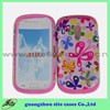 PC+ SILICONE Mobile Phone Case for s3 mini I8190 ,Accessories for Samsung Galaxy