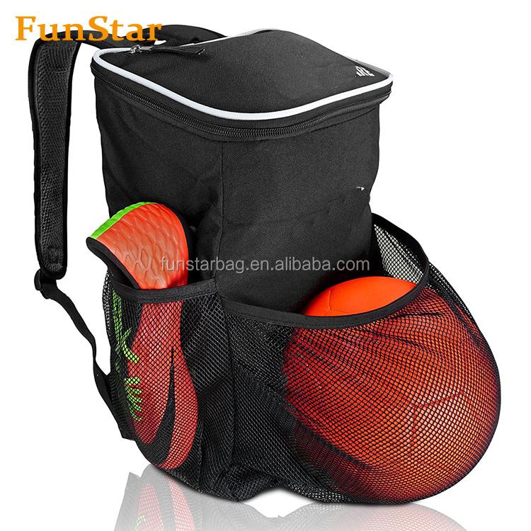 Soccer Bag Athletic Backpack Youth Kids