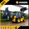 Changlin Mini Tractor Backhoe Loader WZ30-25 With Price
