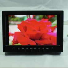 "10.1 ""<span class=keywords><strong>HD</strong></span> lcd <span class=keywords><strong>monitör</strong></span> VGA + 2AV + Ypbpr + Ses + USB girişi SLR video kamera"