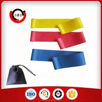natural latex rubber sheet and yoga elastic band