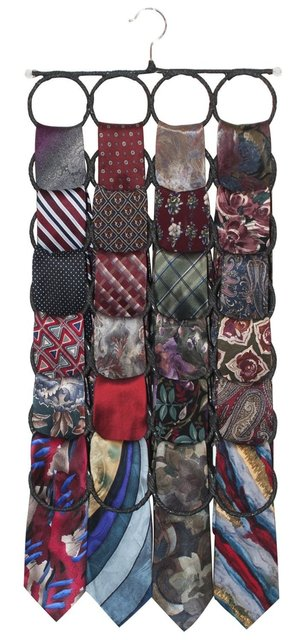 schal krawatte kleiderb gel kleiderschrank t r organizer die keine baumst mpfe beste. Black Bedroom Furniture Sets. Home Design Ideas