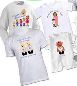 Funny Family T Shirts - Buy Bespoke Printed T-shirts,Unique Family ...