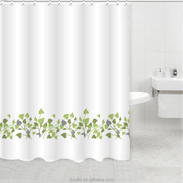 China Leaf Shower Curtain Wholesale 🇨🇳 - Alibaba