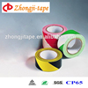 Eye-catching double colors pe warning tape