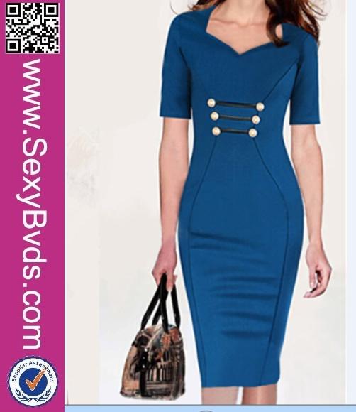 c9bc6d070 Nuevos diseños de modelo de las mujeres cóctel Formal fiesta piezas vestido  ...