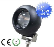 2012 HOT SALE! 15W ATV LED Work Light for Offroad SUV