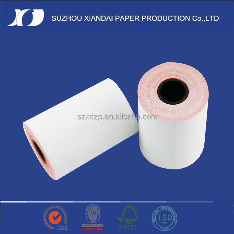 thermal paper 57x50mm best selling products used in printing machines/pos machine