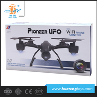 wholesale rc mini drone 2.4g wifi fpv air plane with hd camera