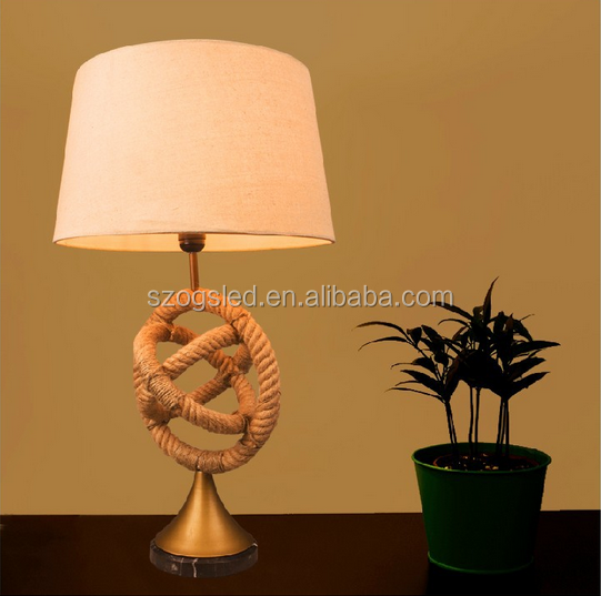 Hotel Decorative bedside table/desk lamp/table lights decoration light