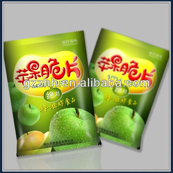 dried food packaging bag