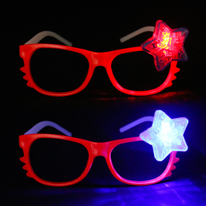 4eb99879d32 Wholesale Party Favors Funny Designed Kids Led Christmas Party Sunglasses