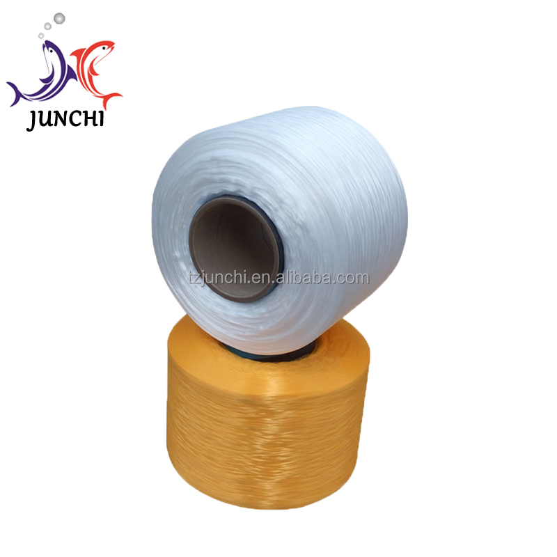 7g/d high tenacity 1000D multifilament pp yarn with 2% uv for webbing rope