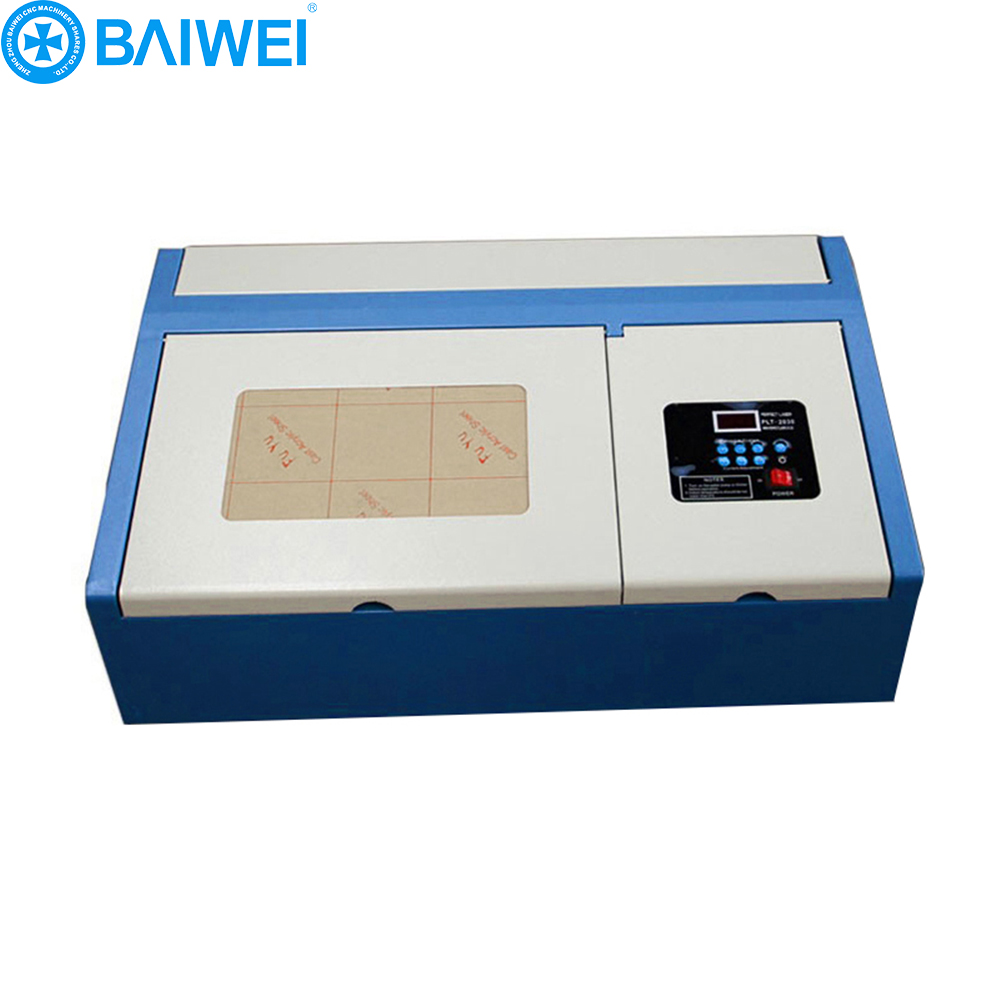 self inking stamp mini laser engraving cutting machine for making rubber seal