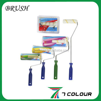 Wall painting tool paint tools sponge stamp kit paint for Wall painting utensils