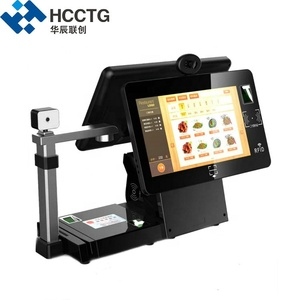 15.6 inch Dual Windows O/S LCD Touch Screen Restaurant Retail POS System HKS10-EW