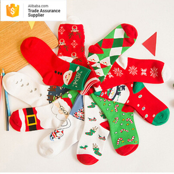 wholesale christmas stockings soft warm funny christmas cosy socks china factory socks - Funny Christmas Stockings