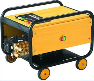 High Quality 380V Electric High Pressure Washer/Automatic Car Wash Equipment