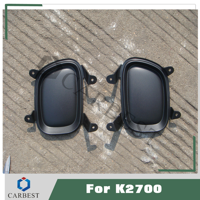 High Quality OE: 86523-4E000&86524 -4E000 Fog Lamp Cover Body Parts for KIA Kaon&Bongo