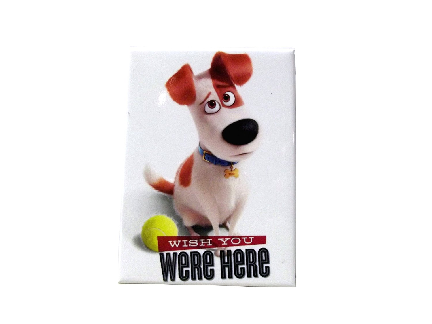 The Secret Life of Pets Wish You Were Home Magnet