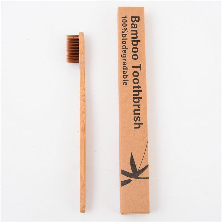 Fashion Korean Natural Biodegradable <strong>Bamboo</strong> Charcoal Oral Care Ultra Soft toothbrush case