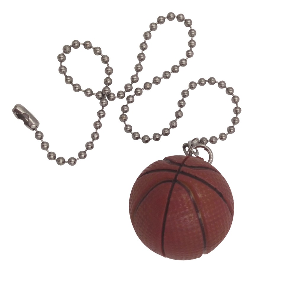 Pull Chain Extender With Basketball Perfect For Ceiling Fan And Lamp ...