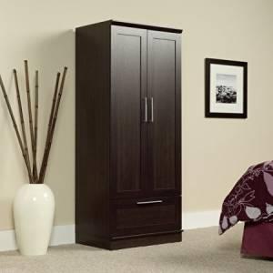 Sauder Homeplus Wardrobe/Storage Cabinet, Dakota Oak