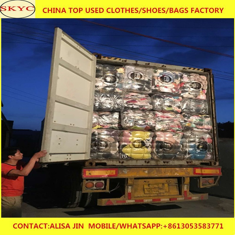 China Summer Mixed Rags Second Hand Clothes Exported West East Africa  Summer Used Clothing Importers - Buy Import Second Hand Clothing,Used  Clothes In