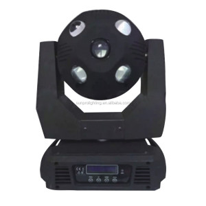 moving head rgbw 8 bead 10w led sphere party club bar cafe beautiful lighting