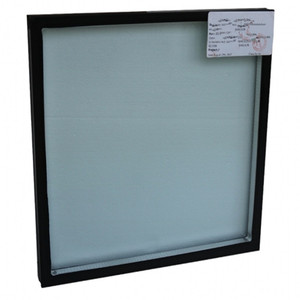 6mm interior office tinted glass sliding window