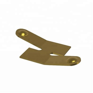 High Quality OEM Electrical Copper Contacts