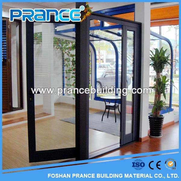 Iran Interior Apartment Aluminum Half Door Price
