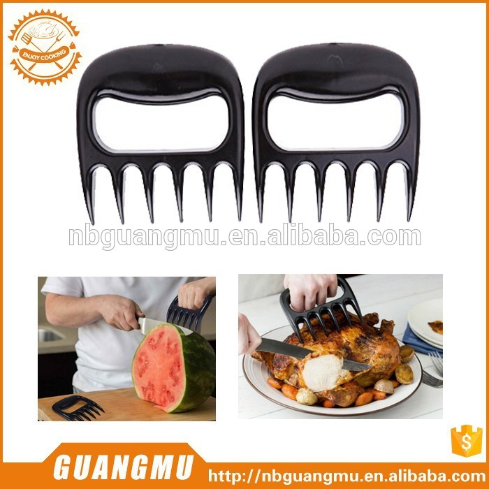 food grade meat shredder claws bbq grilling tools with high quality