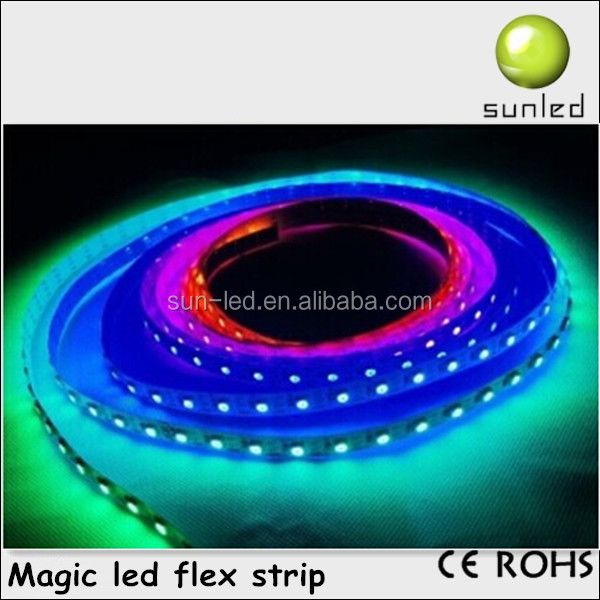 high quality cheap price magic chase flexible led moving strip lighting