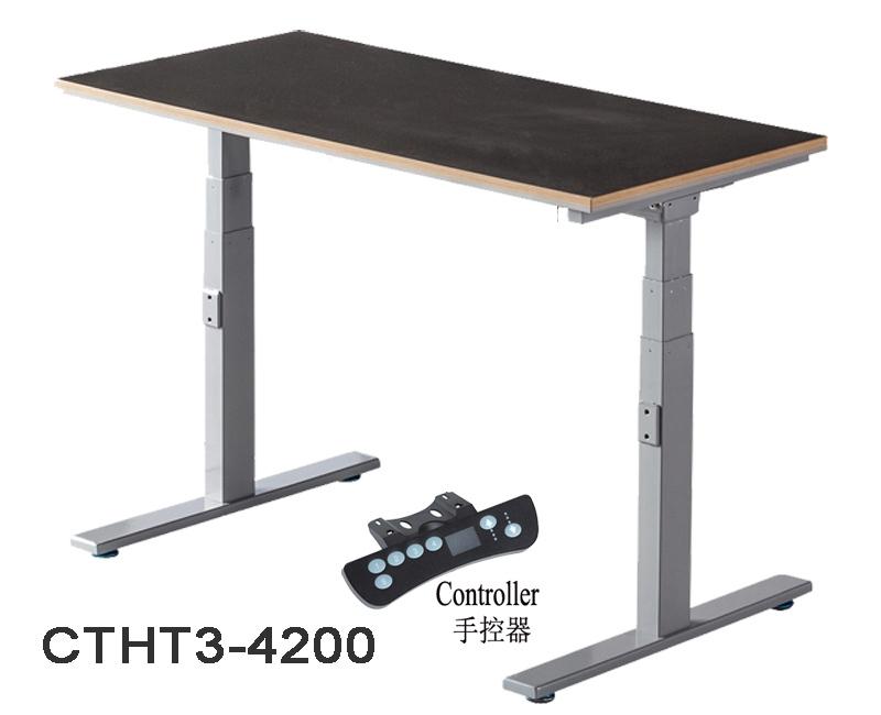 Sit Stand Desk Electric Workstation Motorized Adjustable Height Desk Buy Adjustable Height