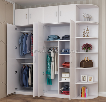 Exceptionnel 2017 Modern Fashionable Wooden Closets