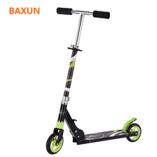 Competitive price 145mm PU wheel no light up yongkang scooter