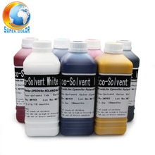 Supercolor 1000ML/Bottle Universal Oil Eco solvent Ink For MIMAKI For ROLAND For MUTOH Printer