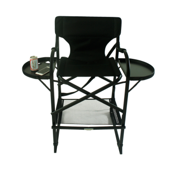Onwaysports Tall Folding Director Chair Aluminum Makeup Chair OW-D65ML28T