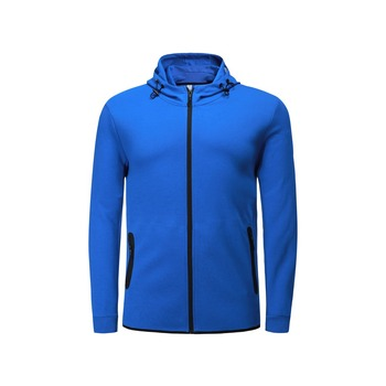 Akilex Men's Workout Hoodies Jacket Slim Fit Running Sweatshirt Gym Fitness Clothes With Zipper Pockets Buy Men's Workout Hoodies Jacket,Slim Fit
