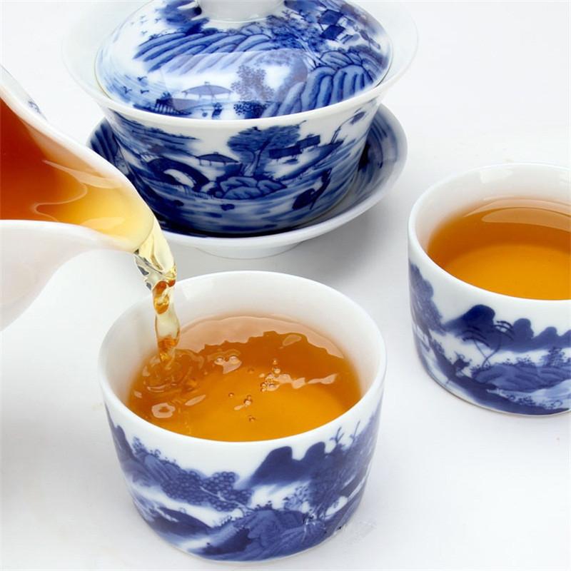 2 sacos/caixa Chinês WuYi Chá Da Pao Hong chá Grande Manto Vermelho Prémio 2016 Novo Chá Dahongpao Classe Alta Qualidade'