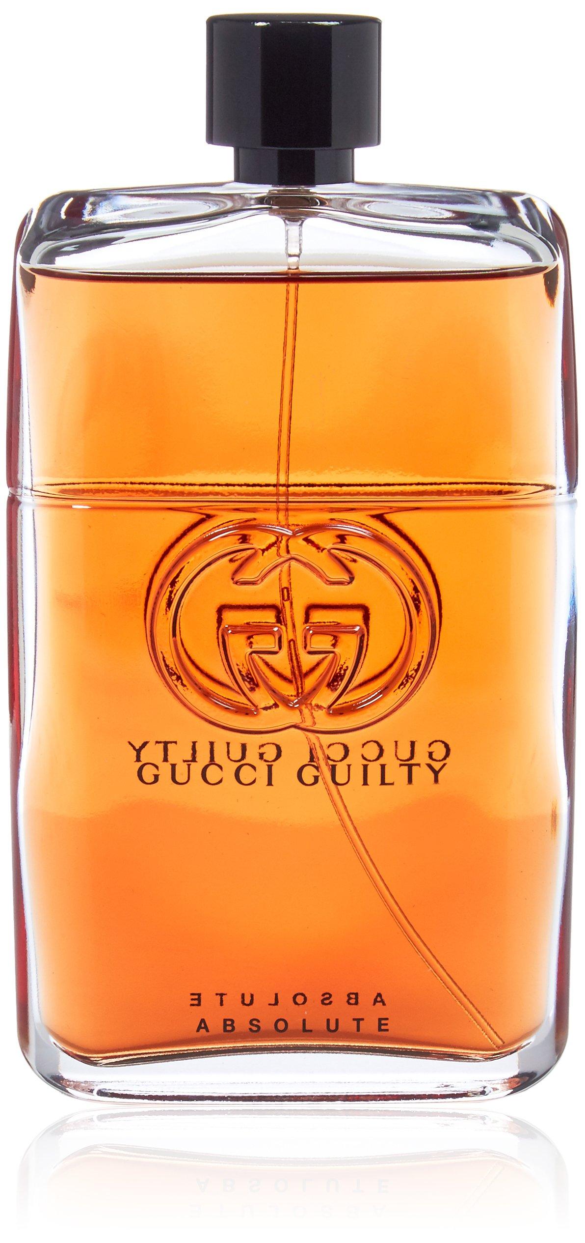 263e9c086 Get Quotations · Gucci Guilty Absolute Eau de Parfum Spray for Men, 5 Fluid  Ounce