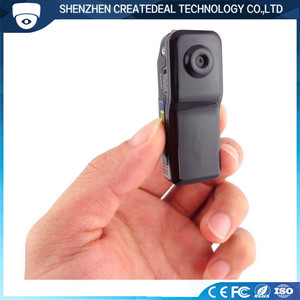 Sound Control Motion Detection MD80 Micro Mini Spy Very Very Small Hidden Camera With Voice Recorder