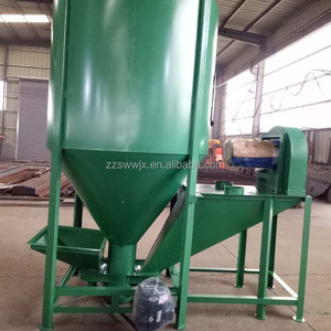 Mini poultry feed mill machine