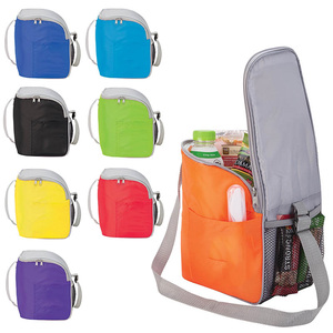 2018 hot selling 210 D fitness cooler lunch bag for office lunch